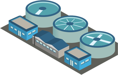 treatment plant icon 2